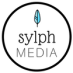 180411 Sylph media white circle logo mini