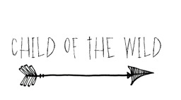 child of the wild logo arrow eco sustainable clothing for children